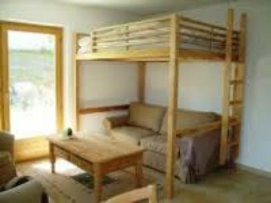Baita Zelda Apartments : Flat 1, Bedroom