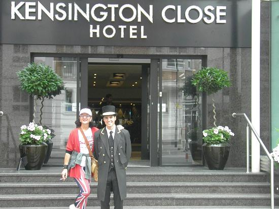 Holiday Inn London - Kensington High Street: Kensington Close