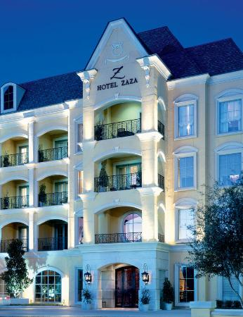 Hotel ZaZa Dallas: Exterior View