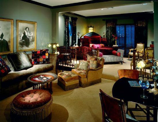Hotel ZaZa Dallas: Bohemia Concept Guestroom