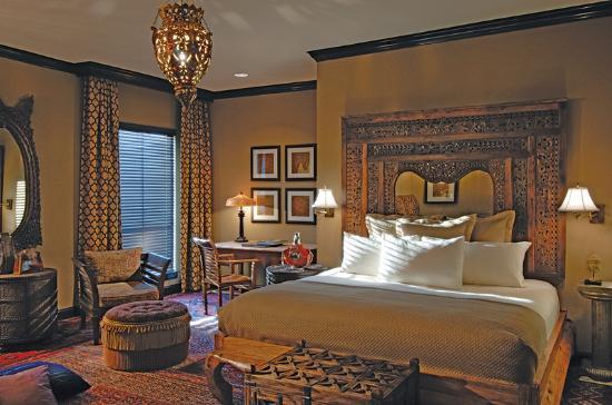Hotel ZaZa Dallas: Opium Concept Guestroom