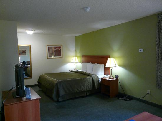 Comfort Suites at Sabino Canyon: Suite 1
