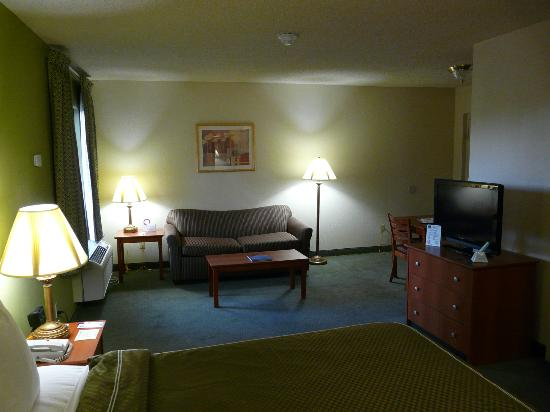 Comfort Suites at Sabino Canyon: Suite 2