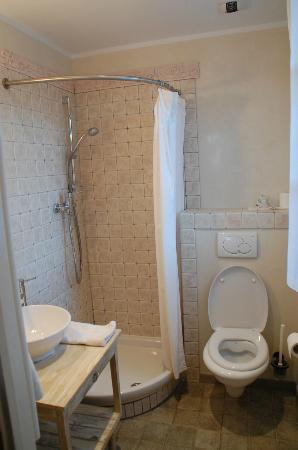 Hotel Eze Hermitage: salle de bain
