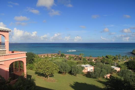The Buccaneer -- St Croix: View from our room in the Great House