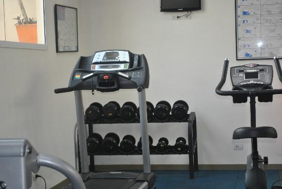سيتاديناس سوكومفيت 16 بانكوك: Gym