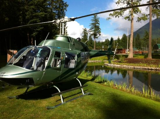 SKY Helicopters Inc.: Golf Tournament