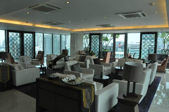 Sivatel Bangkok: Registration/Reception Area