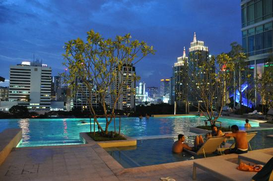 Sivatel Bangkok: Pool