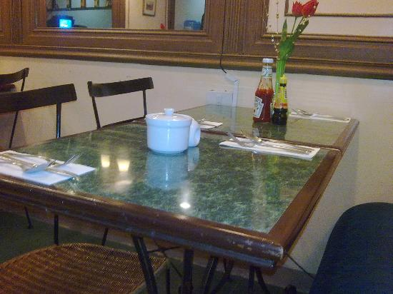 Copa Businessman's Hotel: dining