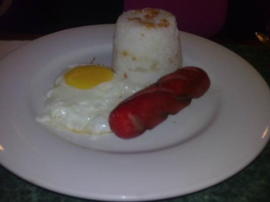 Copa Businessman's Hotel: breakfast 1