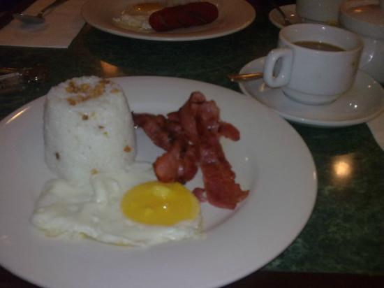 Copa Businessman's Hotel: breakfast 2