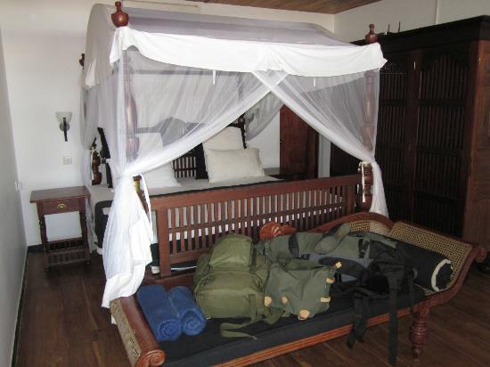 Suite Lanka : Zimmer