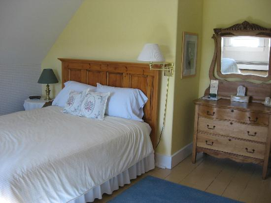 Croft House Bed & Breakfast: East Bedroom