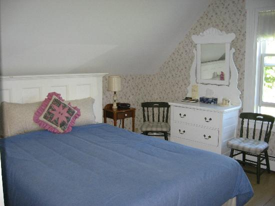 Croft House Bed & Breakfast: West Bedroom