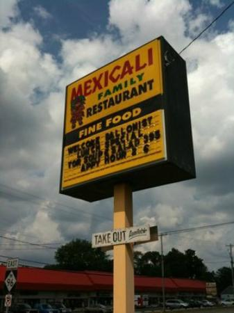 Mexicali Restaurant
