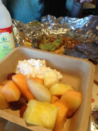 Whole Foods Market: breakfast