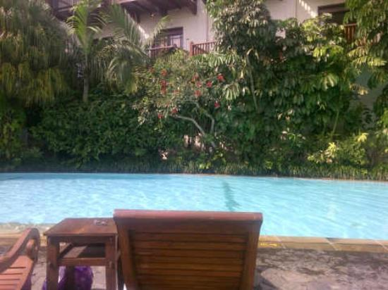 Novus Giri Resort & Spa: relaxing pool