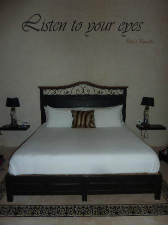 Hacienda Sacnicte: bedroom