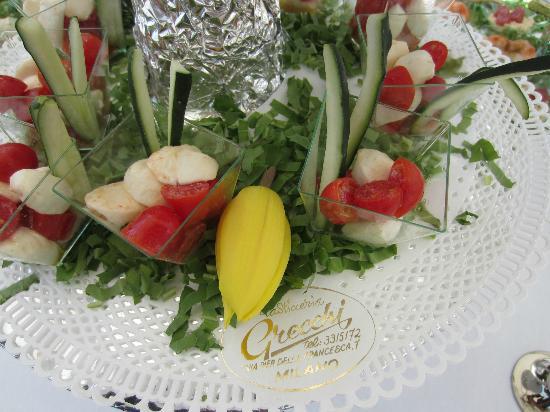 Pasticceria Grecchi: Catering