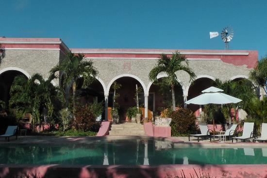 Hacienda Sacnicte: hacienda