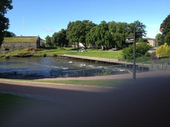 Nykoping Castle : Nyköpings ån,