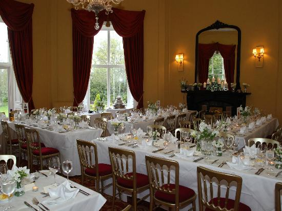 Coul House Hotel: wonderful atmosphere