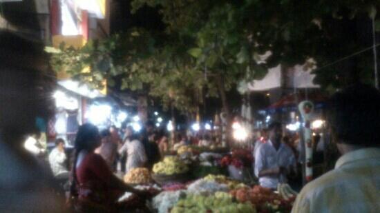 Basavanagudi: Basavangudi street