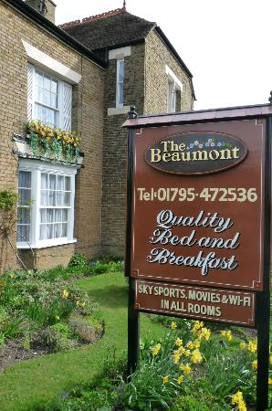 The Beaumont Sign