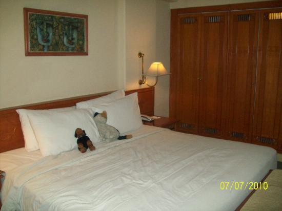 Hotel Santika Premiere Jogja: Bed room