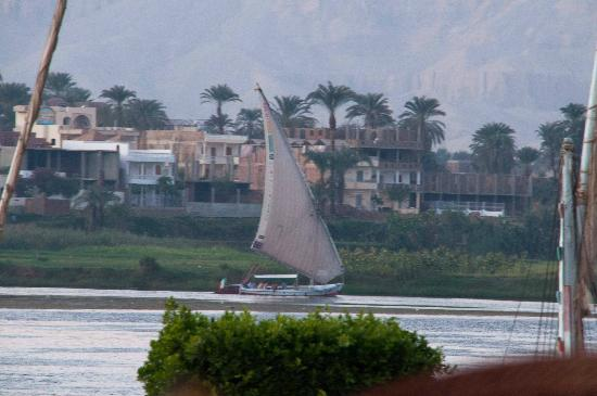 Spirit of the Nile Day Tours: Nile at Luxor