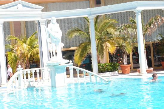Cleopatra Palace Hotel: beautiful