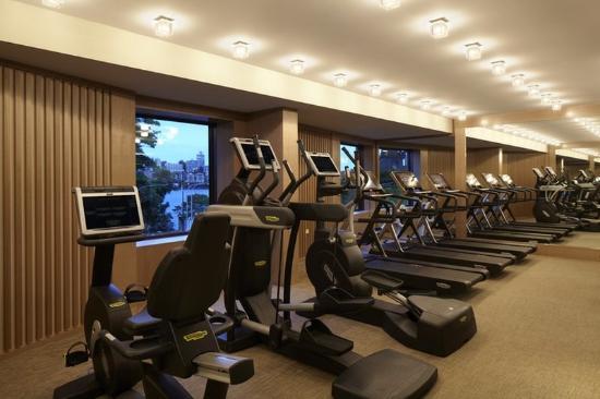 Park Hyatt Sydney: SYDPH_P112 Gym