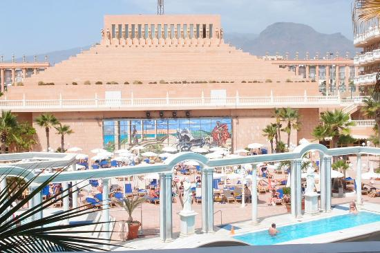 Cleopatra Palace Hotel: amazing sights