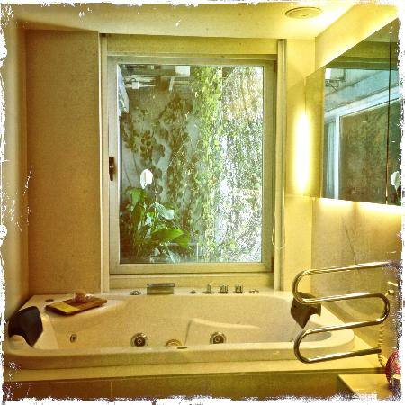 Casa Calma Hotel: My favourite - the jacuzzi