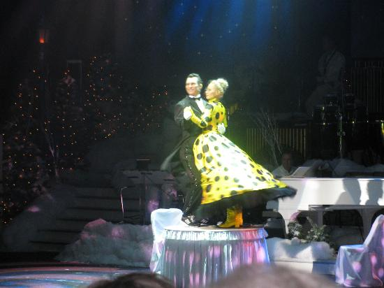 Andy Williams Performing Arts Center & Theatre: Pasha & Aliona