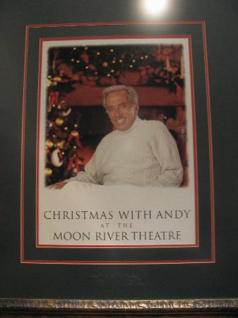 Andy Williams Performing Arts Center & Theatre: Andy Williams