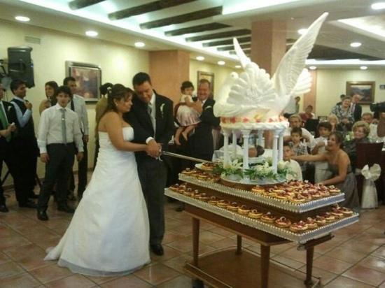 Mas Romeu Restaurante: nuestra boda en Mas Romeu
