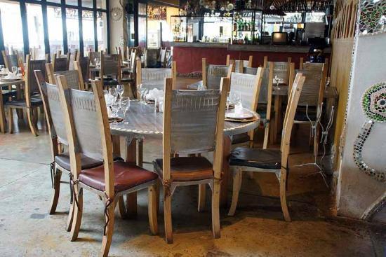 moyo Blouberg: Das Restaurant