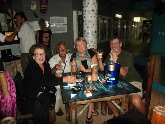 Kahuna's Restaurant and Bar: pour mes 60 ans c etais super