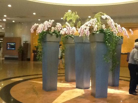 Parkview Hotel: Lobby