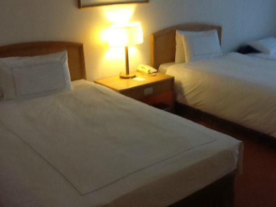 Parkview Hotel: Single beds