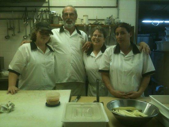Marcel's Restaurant: 2011 Kitchen Crew