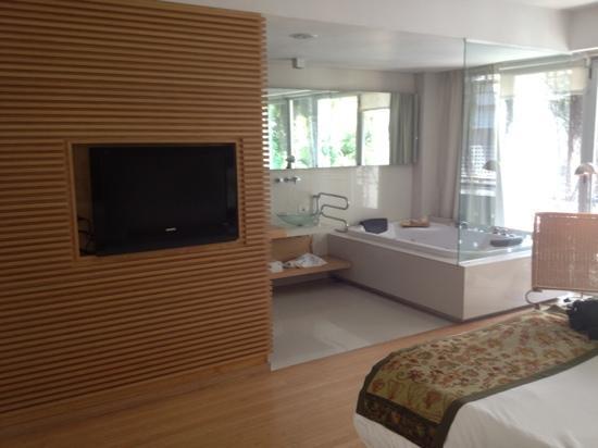 Casa Calma Hotel: impressive bathroom