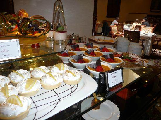 Crowne Plaza Santiago: The taste and look of the hotel!