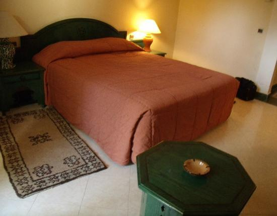 Hotel Volubilis: Comfortable bed