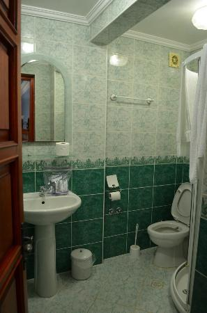 Side Hotel and Pension: Bathroom