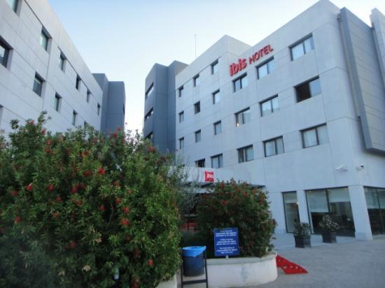 Ibis budget Girona Costa Brava : Отель