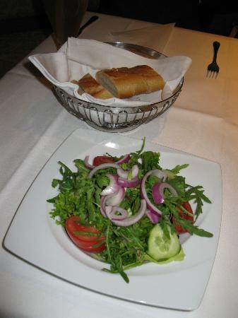 Stadthotel Erding: Green salad