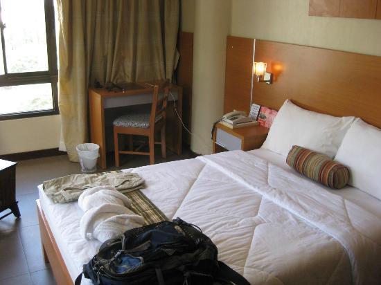 Fuente Oro Business Suites: room